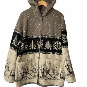 Sequence Women's Jacket/ Sweater size Large
